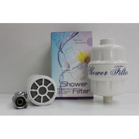 KIT SHOWER FILTER PURE PRO 6000