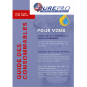 GUIDE DES CONSOMMABLES Purepro